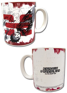 Deadman Wonderland Mug - Ganta & Shiro