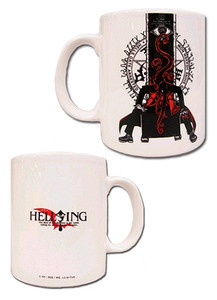Hellsing Ultimate Mug - Alucard Throne