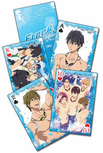 Free! 2 Playing Cards