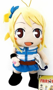 Fairy Tail Plush Doll - Lucy