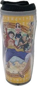 One Piece Tumbler - Straw Hats