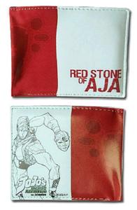 JoJo's Bizarre Adventure Wallet - Red Stone of AJA