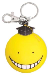 Assassination Classroom PVC Keychain - Koro Sensei