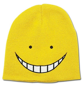 Assassination Classroom Beanie - Koro Sensei