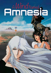 A Wind Named Amnesia DVD