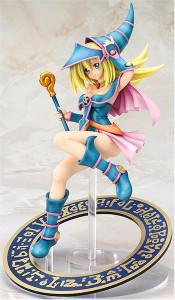 Yu-Gi-Oh 1/7 PVC Figure - Dark Magician Girl