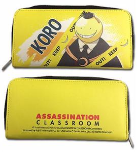 Assassination Classroom Wallet - Koro Sensei Keep Out