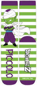 Dagonball Z Knee High Socks - Piccolo