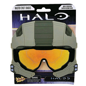 Halo Sun-staches Sunglasses - Master Chief