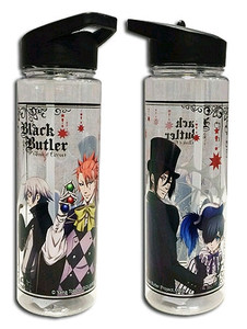 Black Butler ~Book of Circus~ Water Bottle - Circus Group