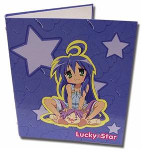 Lucky Star Binder - Konata