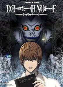 Death Note Wallscroll #9856