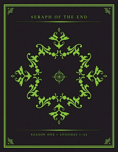 Seraph of the End Vampire Reign Season One Complete Collecti