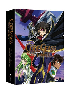 Code Geass: Lelouch Of The Rebellion Collector's Edition