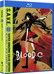 Blood-C Complete Series Blu-ray (S.A.V.E.)