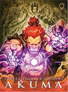 Street Fighter Origins - Akuma (HC)