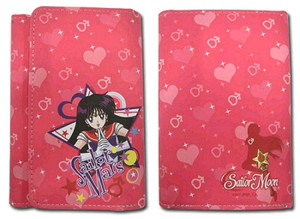 Sailor Moon R Girl Wallet - Sailor Mars