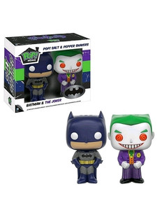 POP! Home Salt & Pepper Shakers: Batman & Joket