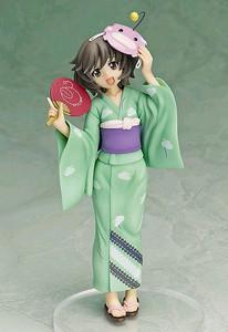 Girls und Panzer Figure: Yukari Akiyama Yukata Ver.