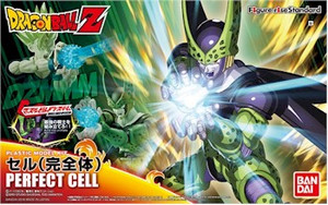Dragonball Z Model Kit: Final Form Perfect Cell