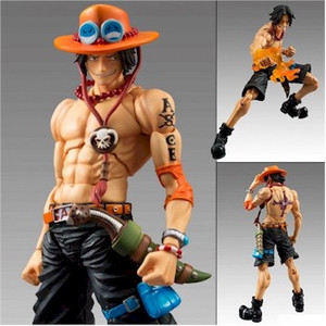 One Piece Variable Action Heroes AF - Portgas D. Ace