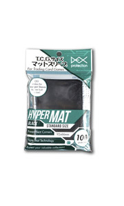 Dex Protection Card Sleeves Standard - Black 100 Count