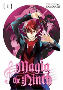 Magia the Ninth Manga Vol. 01