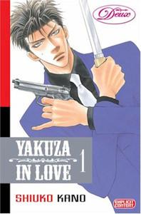 Yakuza in Love Graphic Novel 01