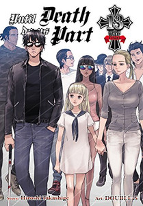 Until Death Do Us Part Graphic Novel 13