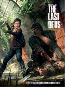 Art of The Last of Us Art Book (HC)