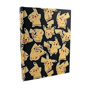 Pokemon Hardcover Journal - Allover Pikachu