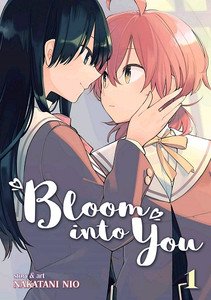 Bloom into You Graphic Novel 01