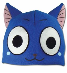 Fairy Tail Fleece Cap - Happy
