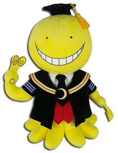 Assassination Classroom Plush Doll - Koro Sensei