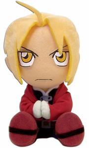 "Fullmetal Alchemist Plush Doll Ed Sitting 6"""