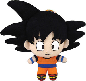 "Dragon Ball Z Plush Doll - SD Goku 5"""