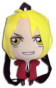 FMA Brotherhood Plush Backpack - Ed