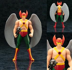 DC Comics ARTFX+ Statue - Hawkman Super Powers