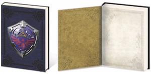 Legend of Zelda Premium Journal - Metal Shield