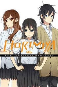 Horimiya Graphic Novel 06