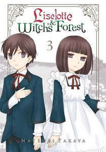 Liselotte & Witch's Forest Graphic Novel 03