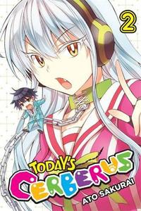 Today's Cerberus Graphic Novel 02