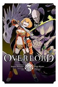 Overlord Graphic Novel 03
