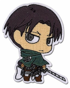Attack on Titan Patch - Levi SD