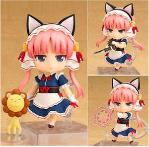 Pandora in the Crimson Shell Nendoroid - Ghost Urn - Clarion