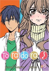 Toradora! Graphic Novel Vol. 06