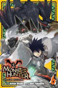 Monster Hunter: Flash Hunter Graphic Novel 06