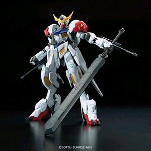 Gundam IBO 1/100: Full Mechanics Gundam Barbatos Lupus