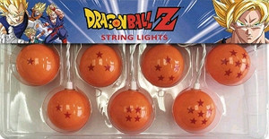 Dragon Ball Z String Lights
