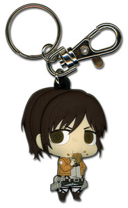 Attack on Titan PVC Keychain - SD Sasha